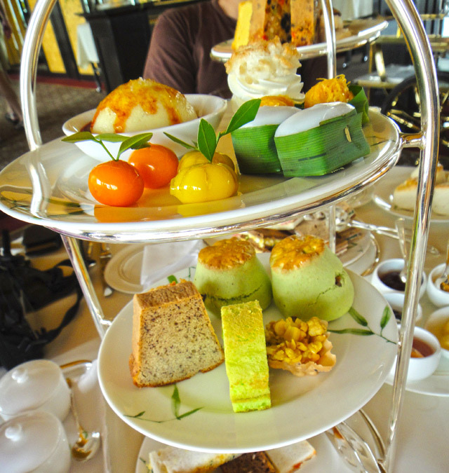 Spaanse high tea